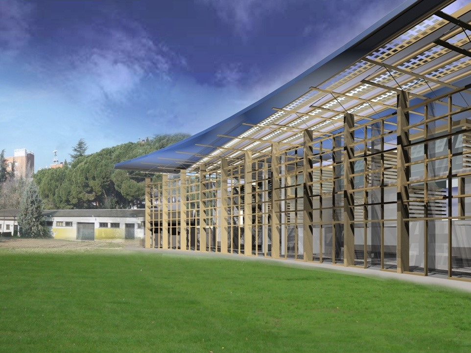 Building, energy efficiency, materials, glazing