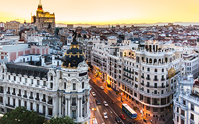 Madrid best cities to study