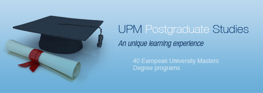 UPM Postgraduate Studies