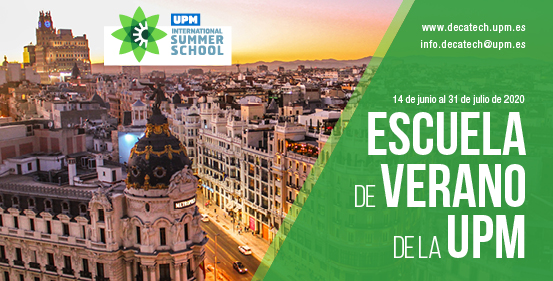 International Summer School at UPM. ¡Conoce los cursos!