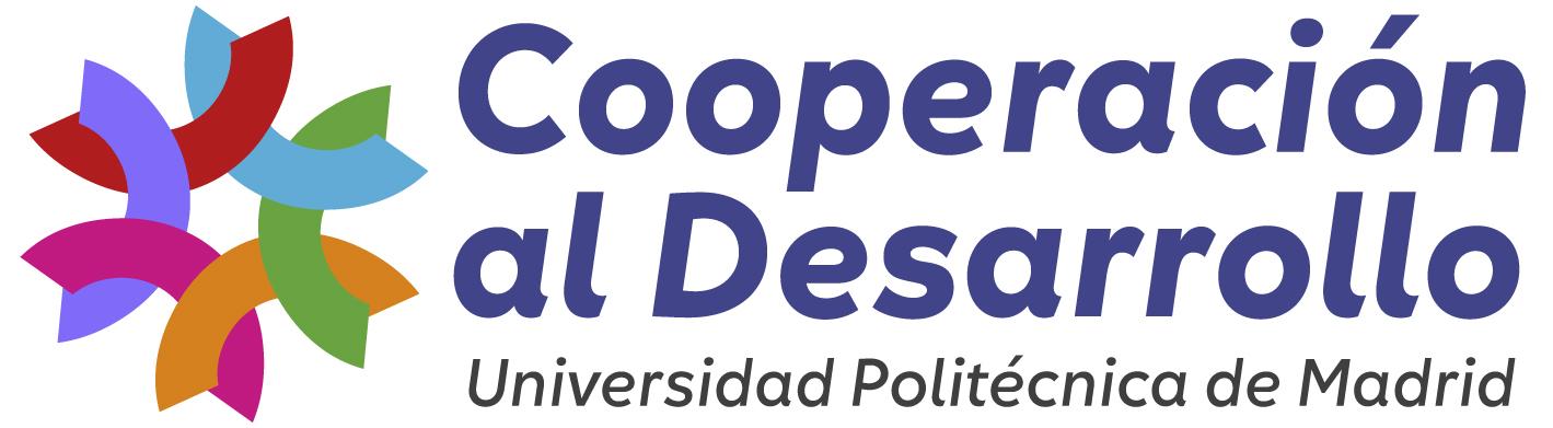Logo Cooperación al Desarrollo de la UPM